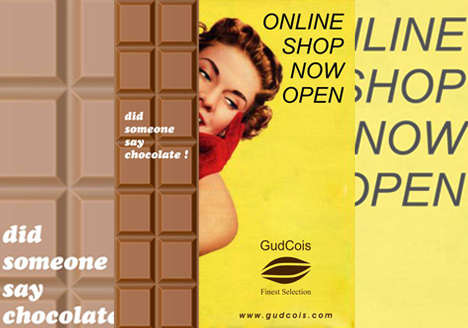 GUDCOIS CHOCOLATE